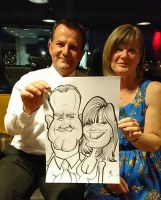 Chester Caricaturists Caricature Artists Uk